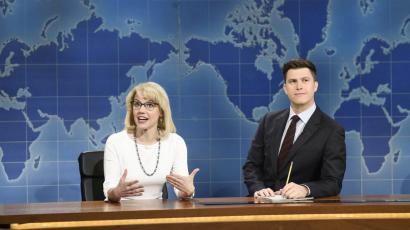 Kate Mckinnon S Jeff Sessions And Betsy Devos Impressions
