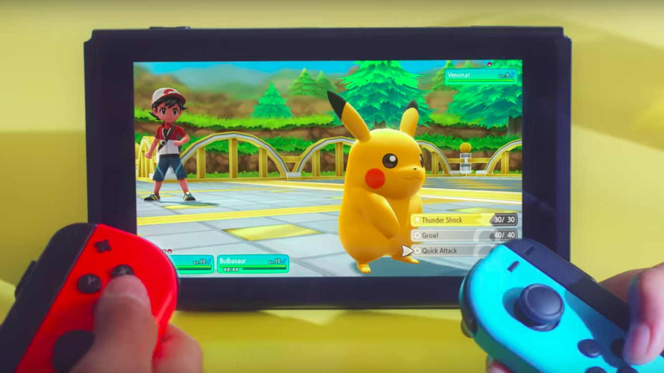Two New Pokémon Games Are Coming This Year Here S What We