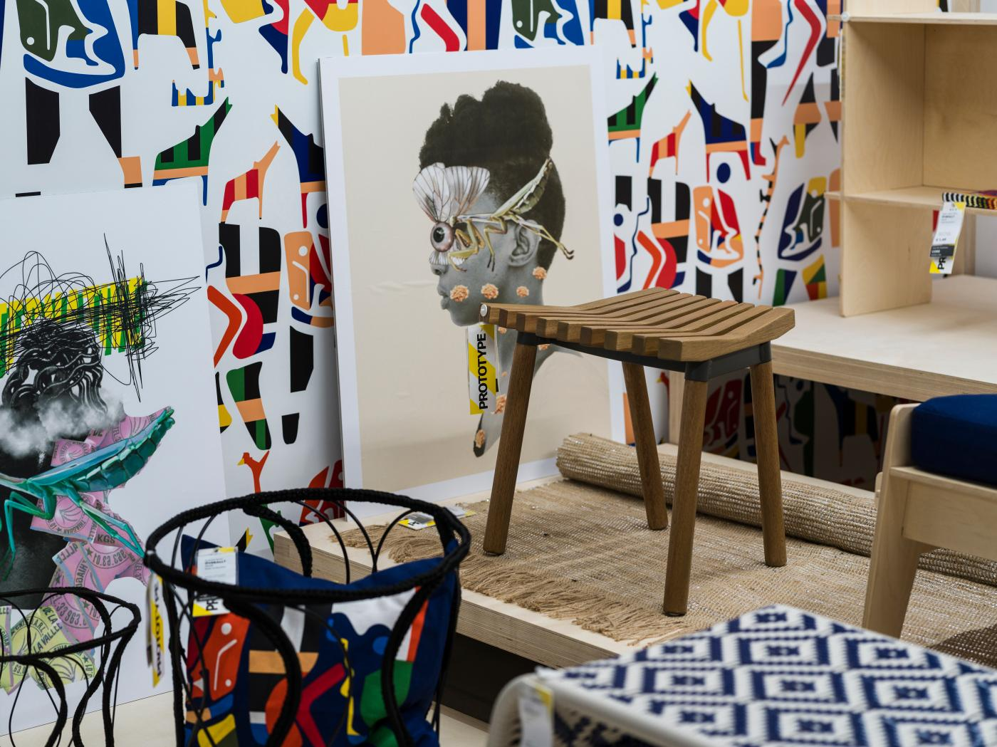 Ikea Unveils African Designers Range From Senegal Egypt