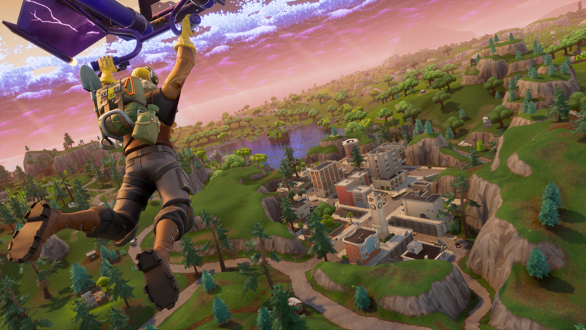 Fortnite Playground is the game's first-ever practice mode — Quartz