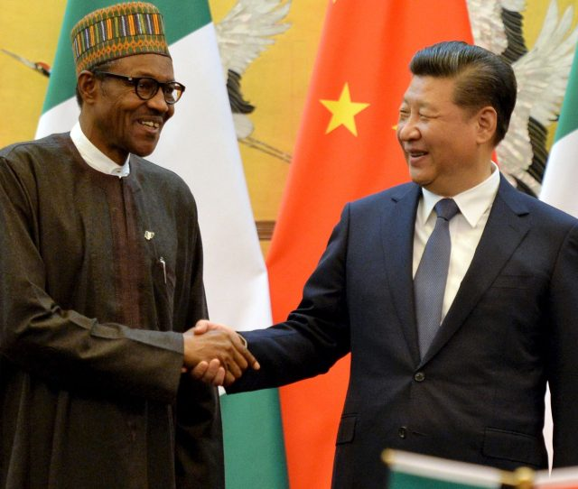 The Unseen Hand Of China In Africas Largest Economy
