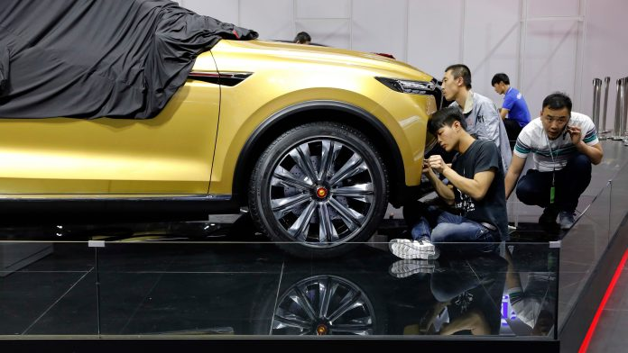 chinese electric car startup xiaopeng is now valued at $3.6 billion