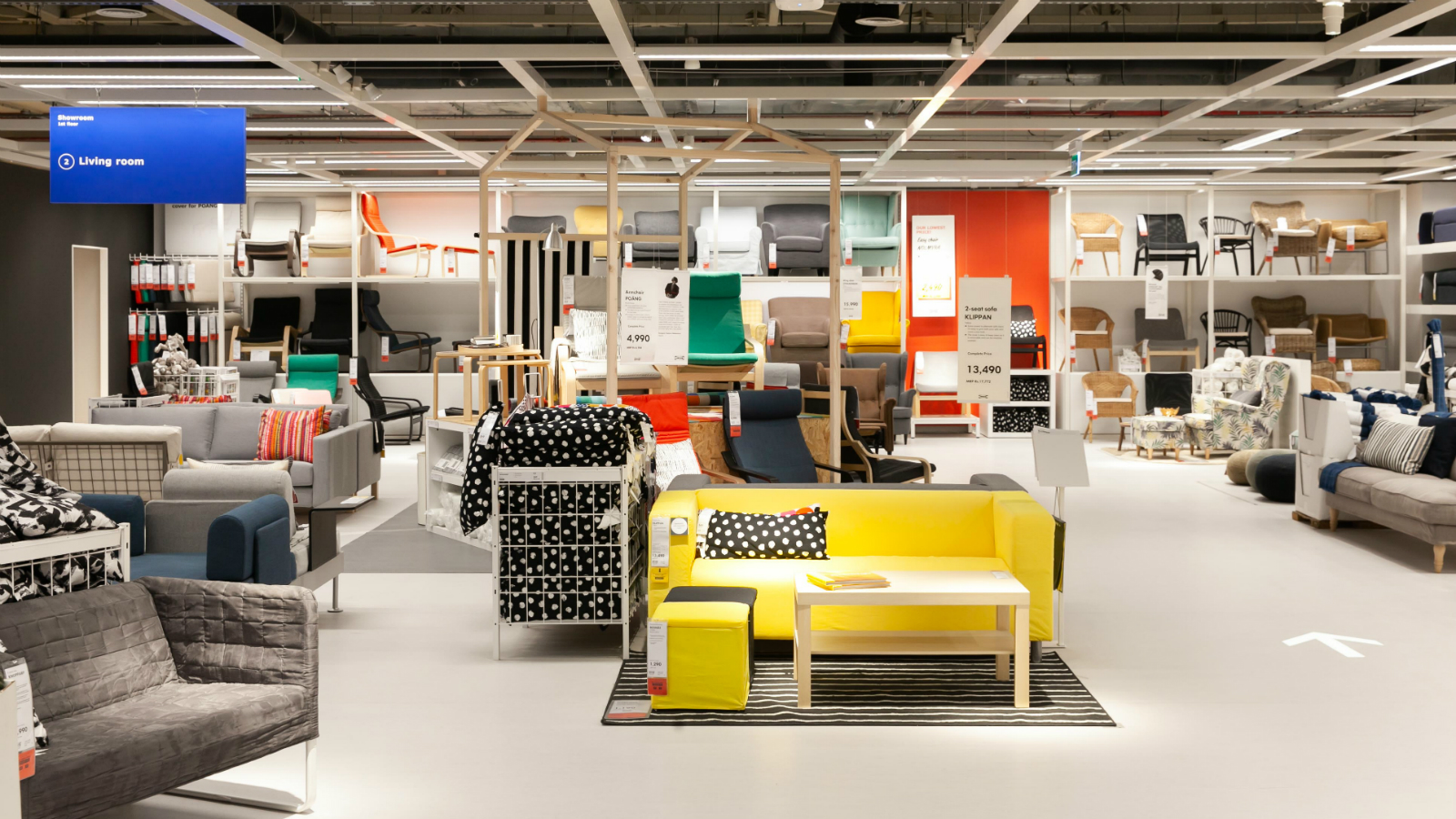 interior design pictures of living rooms in india nautical room accessories a guide to shopping at ikea's first store ...