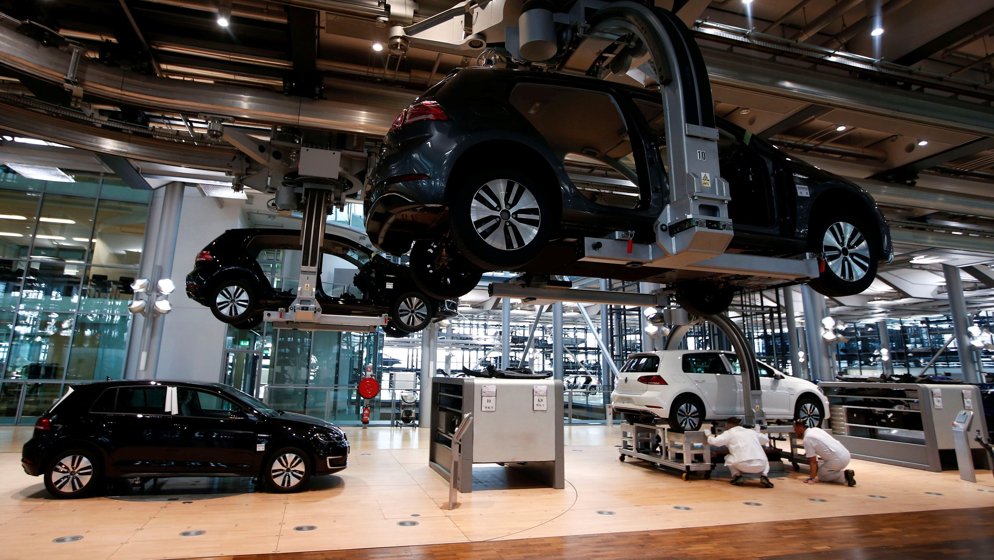 electric motor manufacturer volkswagen e golf steelmate car alarm wiring diagram will make 50 million cars quartz vw to elon mass producing is easy we re making