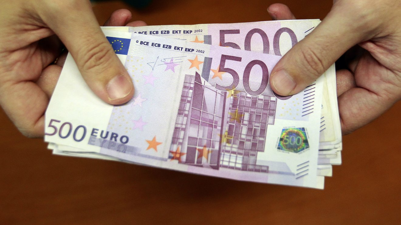 The 500-euro note is being taken out of circulation — Quartz
