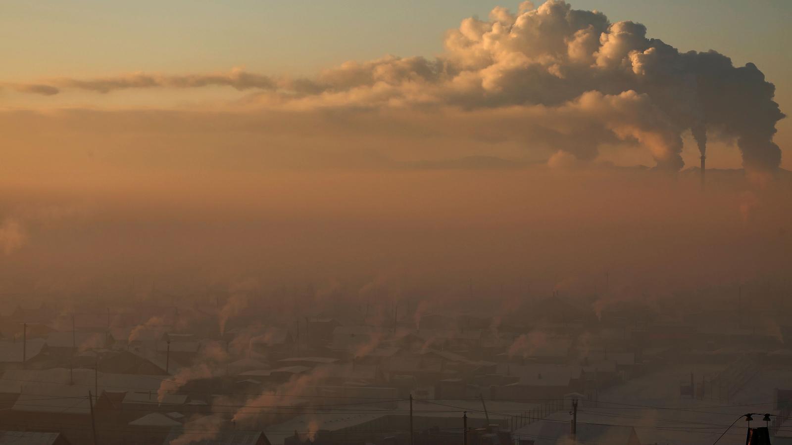 mongolia s air pollution