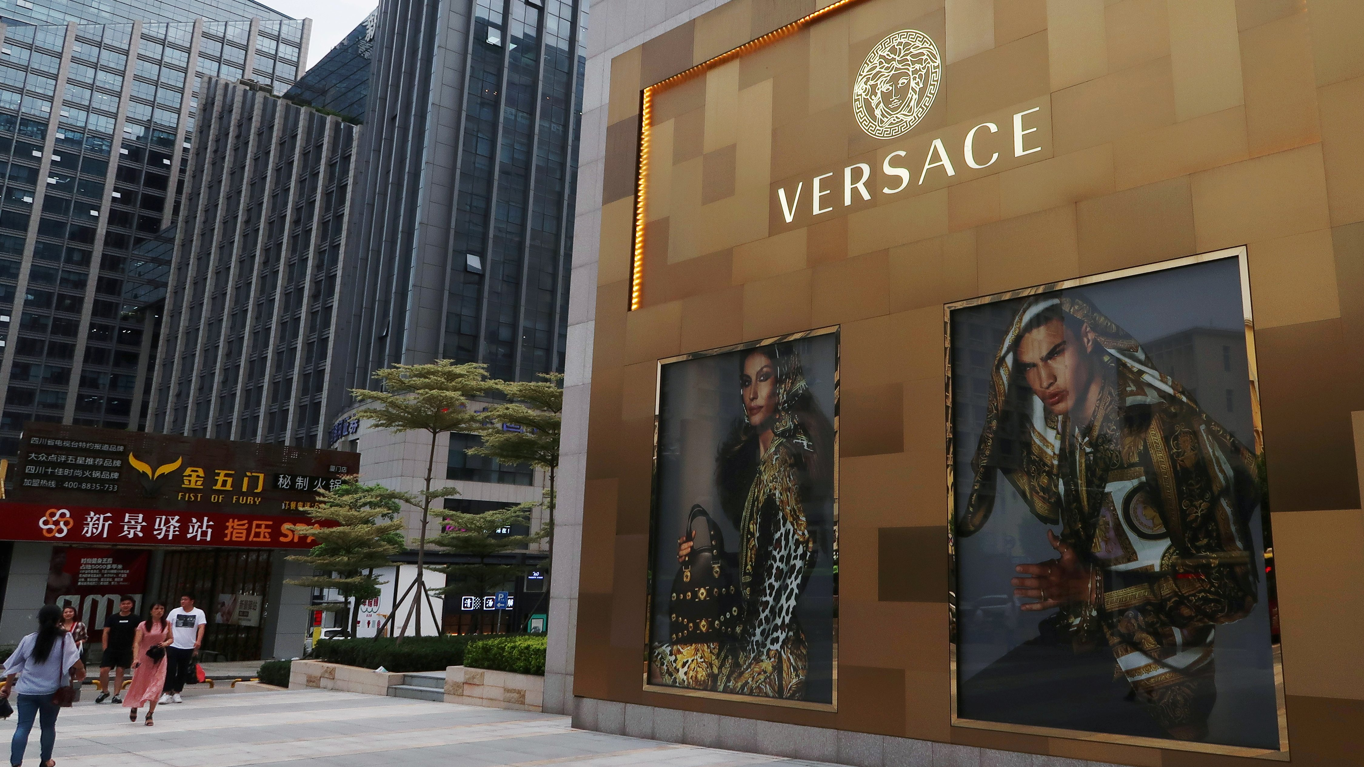 "Versace is the latest major brand to express its ""deepest apologies"" to China"