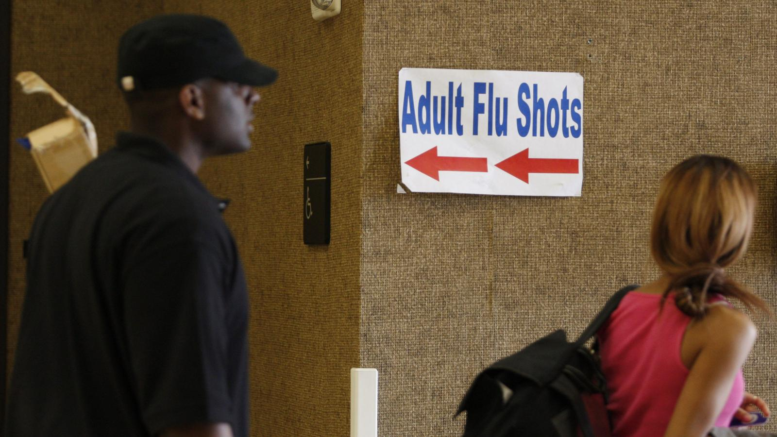 Can you get the flu from a flu shot? — Quartz