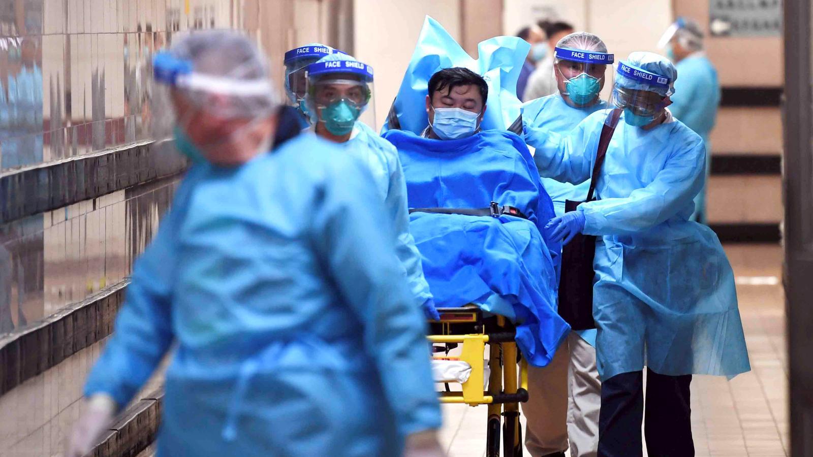 Hong Kong doctors mull medical strike amid coronavirus outbreak ...
