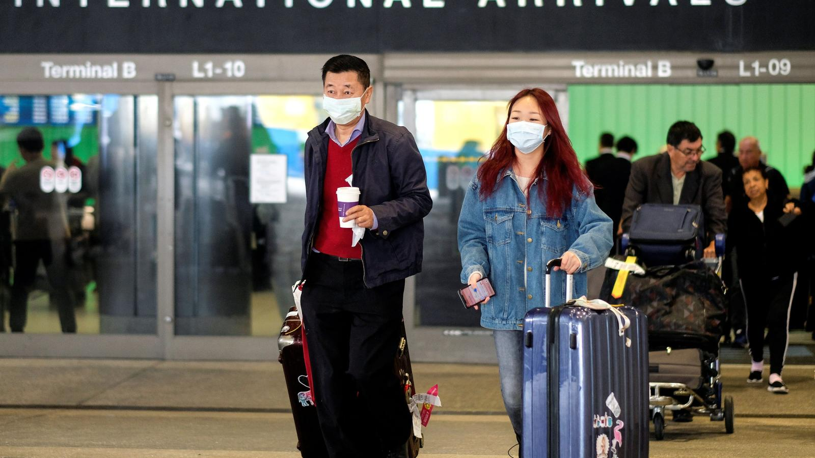 Wuhan virus: Borders closed, airlines cancel China flights — Quartz