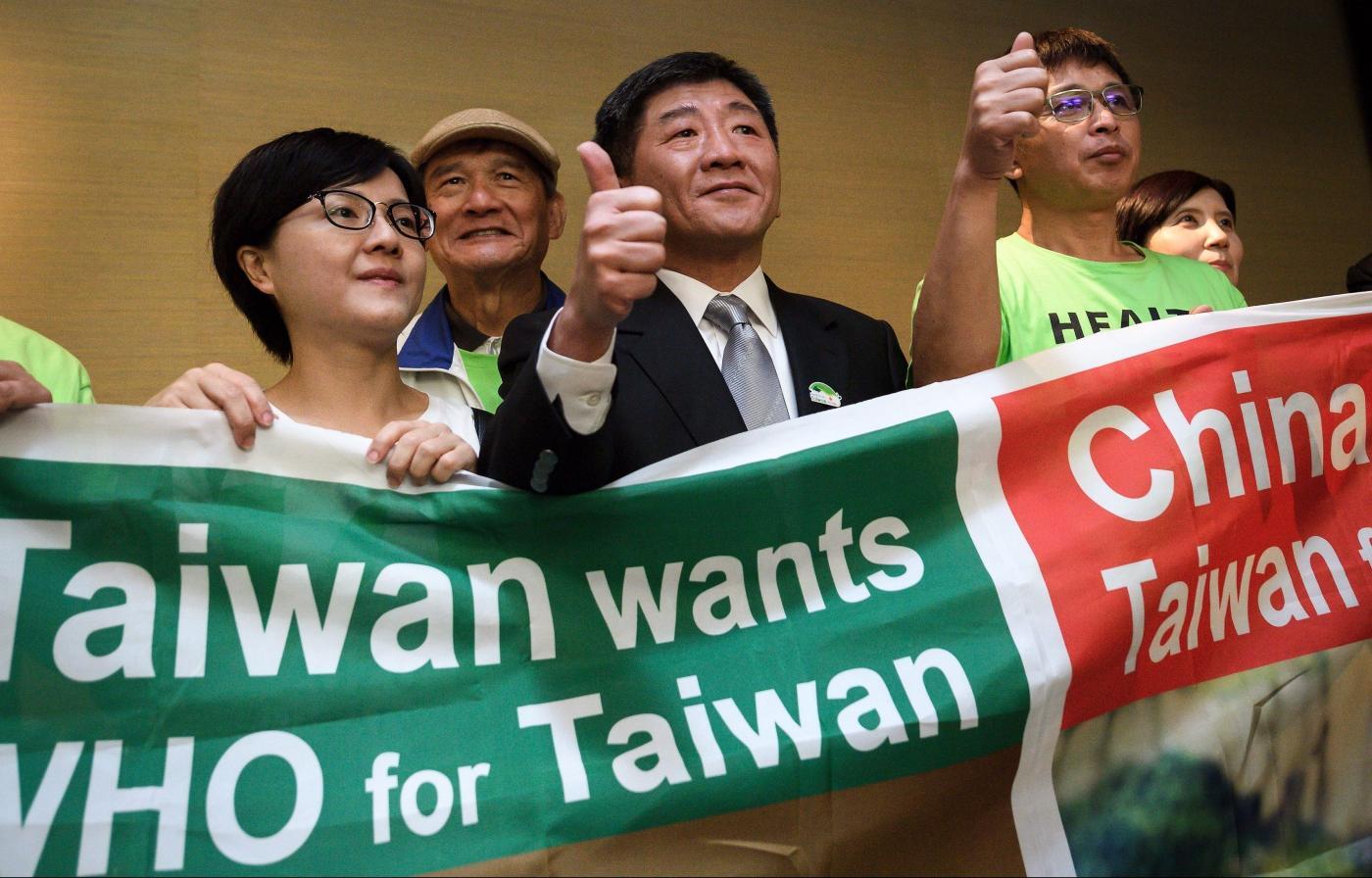 WHO coronavirus report mislabels Taiwan — Quartz