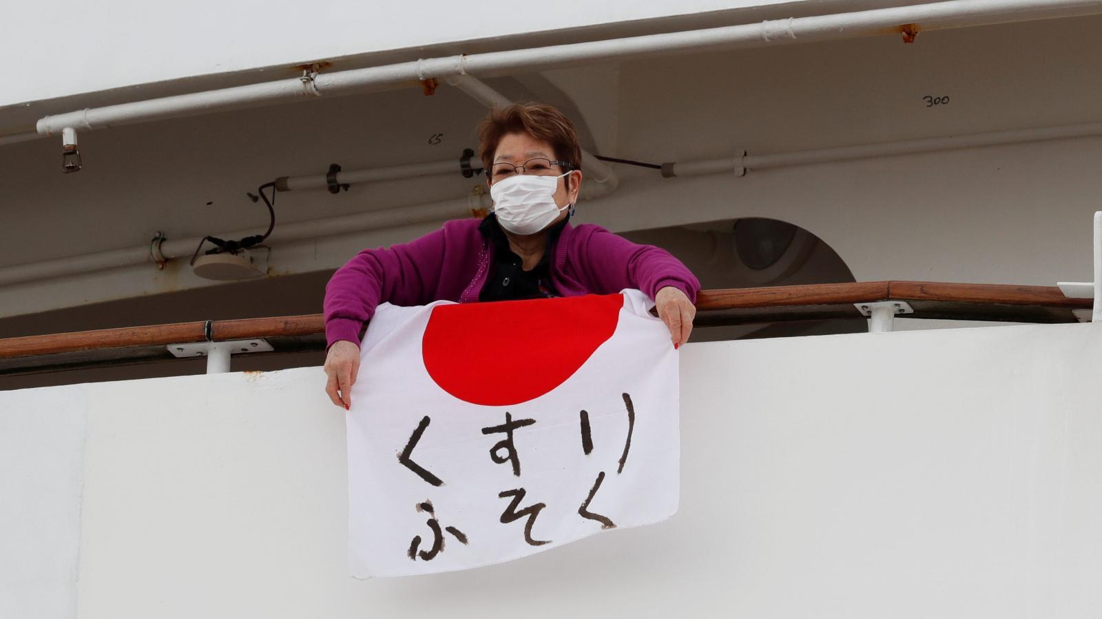 Japan cruise ship coronavirus cases exceed 60 — Quartz