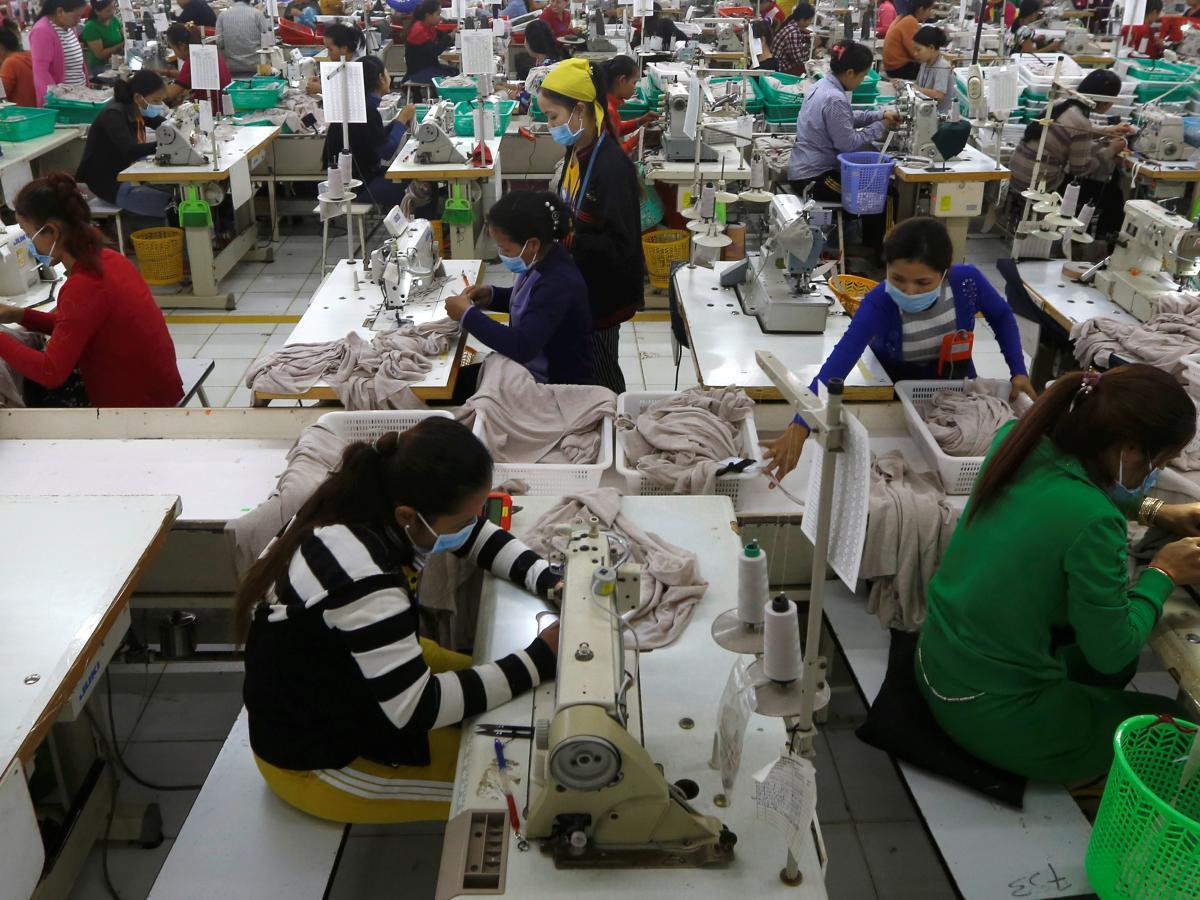 Coronavirus is hobbling factories in Cambodia, Vietnam, Myanmar ...