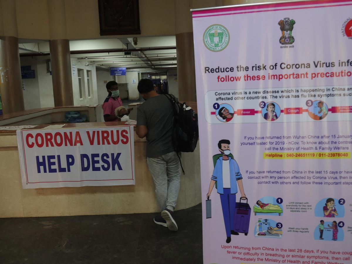 Coronavirus scare from Italy tourists, Delhi man shake India ...