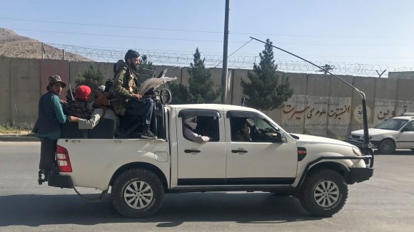 Even Toyota seemed to know that the Taliban would take Kabul
