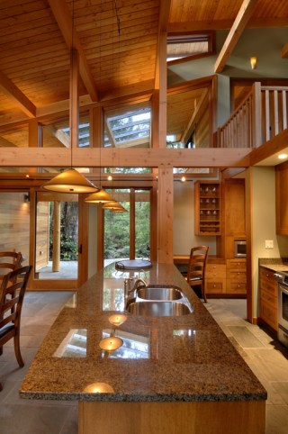 Real Cedar Timbers Indoor