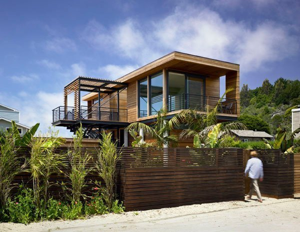 Floodproof House Architect: Studio Peek Ancona Location: Stinson Beach, California