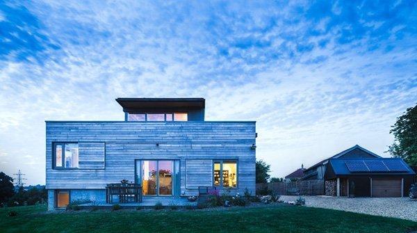 Molehill House, Palgrave. Commission by Mole Architects