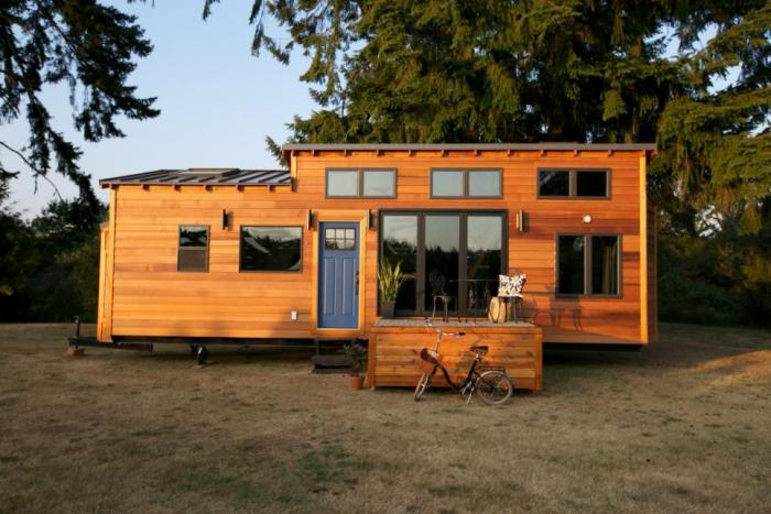 Functional Tiny Home