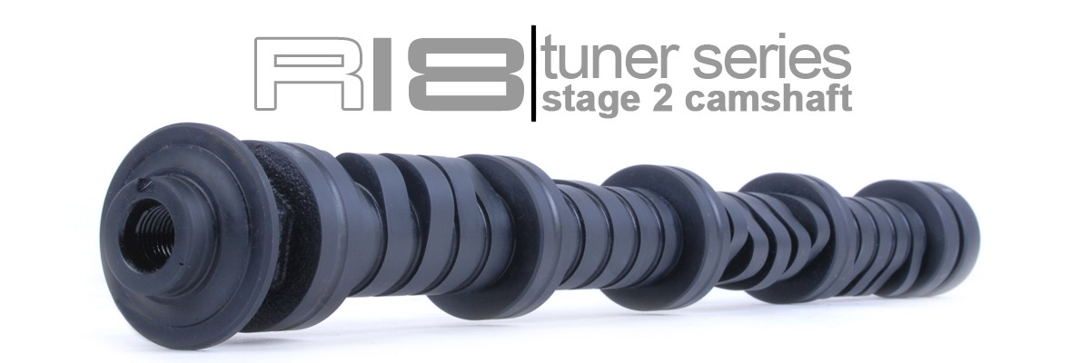 Skunk2 new product release! Honda R18 Tuner Series Camshafts Stage 2