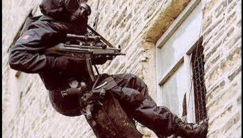 40 years ago the British SAS stormed the Iranian Embassy and became world famous