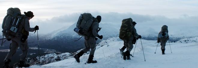 Navy SEAL RECON Patrol- Alaska