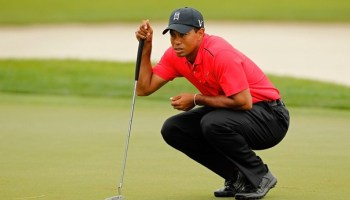 Tiger Woods Could Have Made a Great Navy SEAL