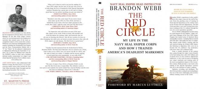 Red Circle Brandon Webb