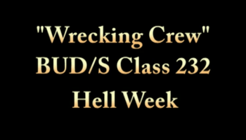 US Navy SEAL Hell Week Class 232 Part 1 of 3