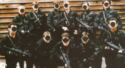 Book Review: INSIDE DELTA FORCE
