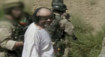 Joint SAS/JSOC Hostage Rescue in Afghanistan