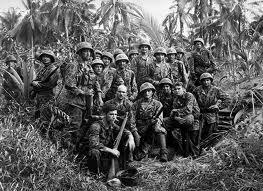 Raiders at the Battle of Bougainvillea