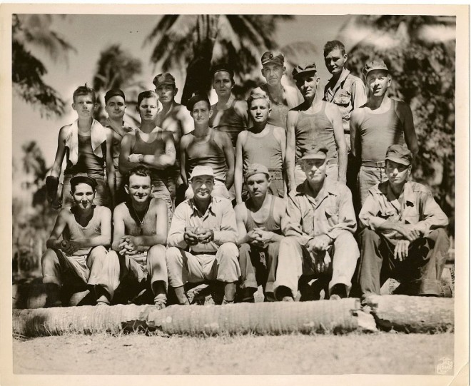 Cabanatuan Prison Camp Survivors