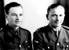 Jan Kubis and Josef Gabcik