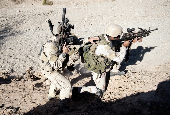 The First Gays In Special Operations Units