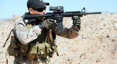 Two Common AR-15 Training Errors and How to Fix Them