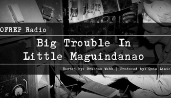 Big Trouble In Little Maguindanao