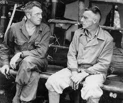 Merrill with General Joe Stillwell
