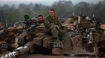 In Spite Of The Ceasefire, Troops Remain On High Alert In Israel