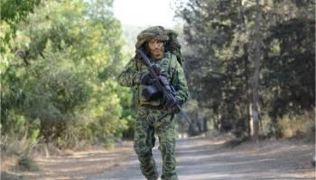 New Uniform for the IDF SOF