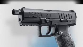 Walther PPX: Police Pistol Xtreme