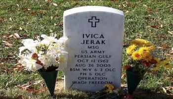 Our Fallen Heroes: Ivica Jerak