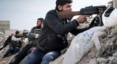 Syrian Rebels Trained by U.S. Advisors in Jordan?