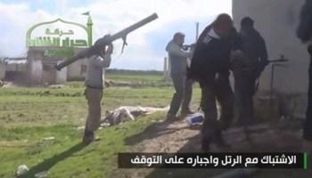 Ahrar al Sham – A Rising Force in the Syrian Civil War