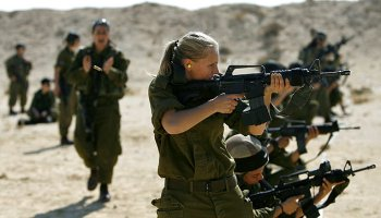 US Lags Behind Israel & S. Korea with Allowing Women in Spec Ops Units