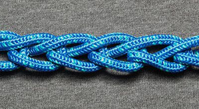 Fieldcraft Tips: The 550 cord Chain Knot