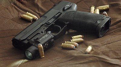 The Heckler & Koch USP .45 Compact