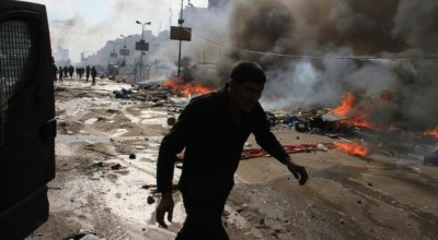 More Violence in Egypt