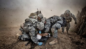 True Stories of PTSD: It's Been Over a Decade
