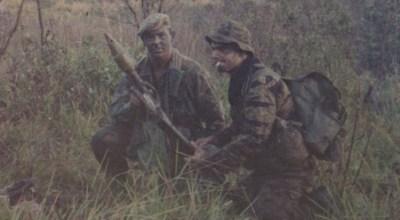 Kenn Miller: 1/101 LRRP, F/58 LRP, and L/75 Ranger, Talks Recon